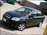 Chevrolet AVEO LT Full - Federal Car Rental