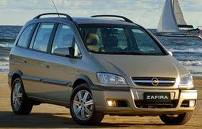 Chevrolet ZAFIRA FULL - Federal Car Rental