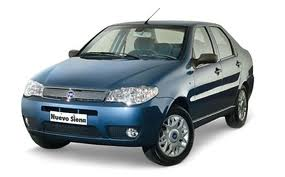 Fiat SIENA FIRE - Federal Car Rental